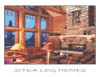 Sitka Log Home brochure