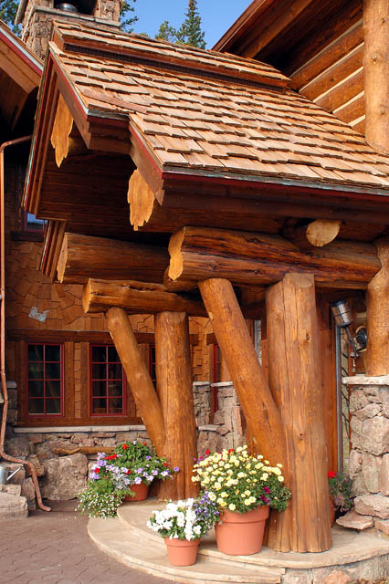 Hybrid Log Homes And Timber Homes