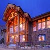 Needles lodge at Snowbasin Resort, Utah