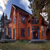 custom design log homes