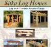 Sitka Log Homes latest brochure