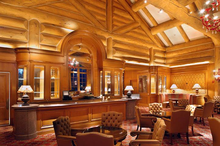 Log ski lodges snowbasin resort earls needles and john for John paul greene custom homes