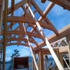Timber Frame by Sitka Log Homes