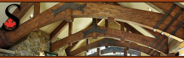 Timber frame trusses